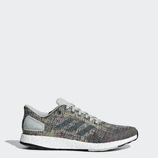 adidas - Pureboost DPR Shoes Ash Silver   Raw Green   Shock Yellow CM8324  ... c5ab5b6a386