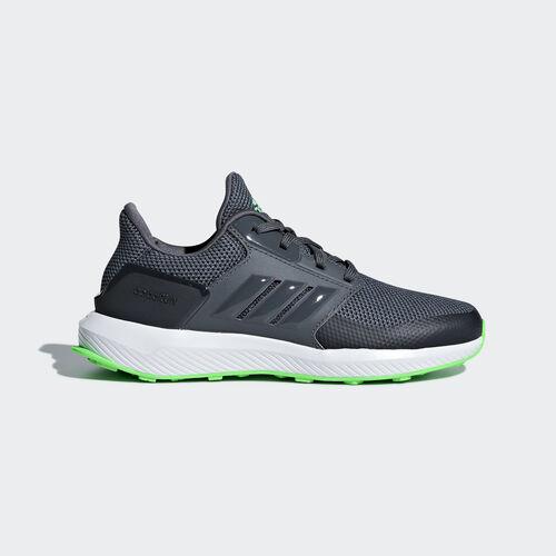 adidas - RapidaRun Shoes Grey Five / Shock Lime / Carbon AH2594
