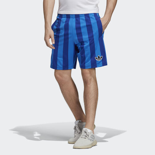 adidas - Stripes Shorts Blue DU8419
