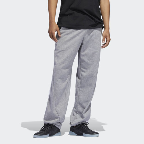 adidas - Insley Sweatpants Medium Grey Heather / White DU8311