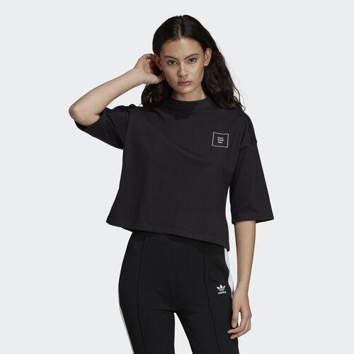 adidas - Boyfriend Tee Black DU9719