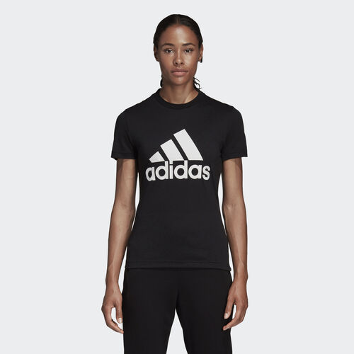 adidas - Must Haves Badge of Sport Tee Black DY7732