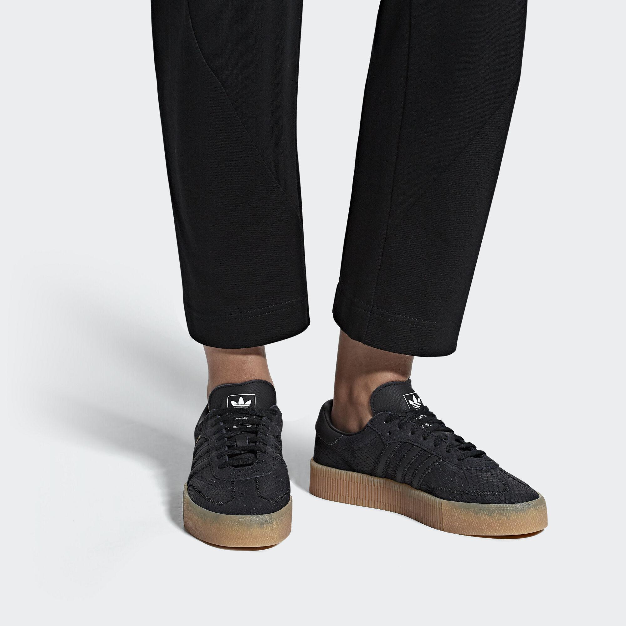 sale retailer 29c15 f7db4 adidas SAMBAROSE W - Green  adidas New Zealand