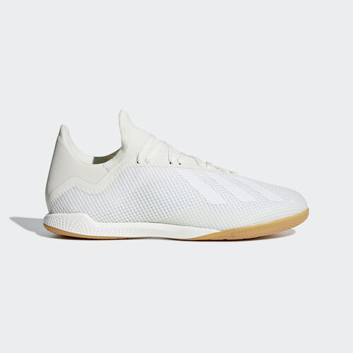 adidas - X Tango 18.3 Indoor Boots Off White / Ftwr White / Core Black DB2439