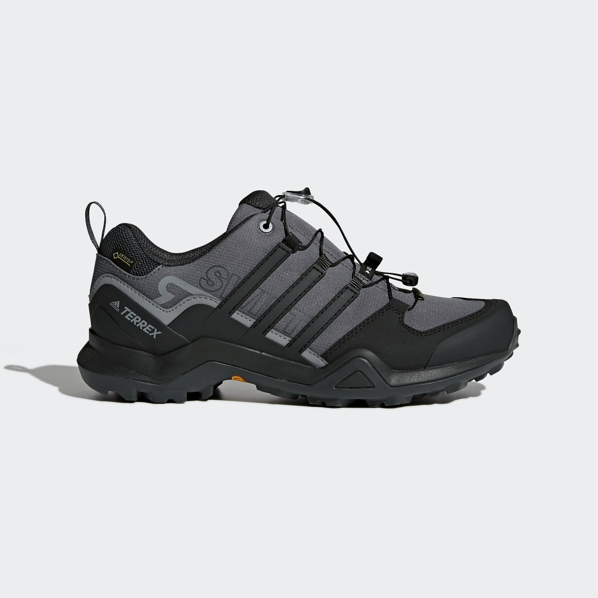 adidas Performance TERREX SWIFT R2 GTX - Trail running shoes - black YqRpC