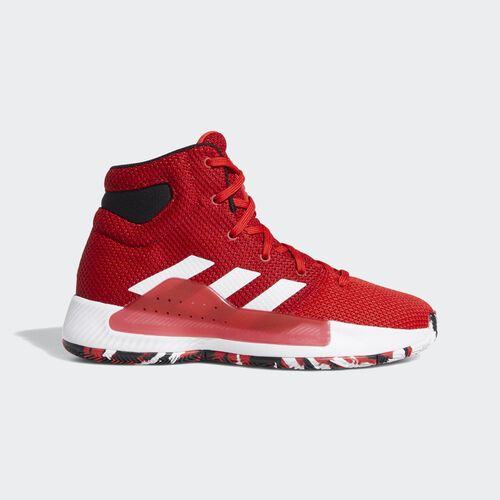 adidas - Pro Bounce Madness 2019 Shoes Active Red / Ftwr White / Scarlet BB9270