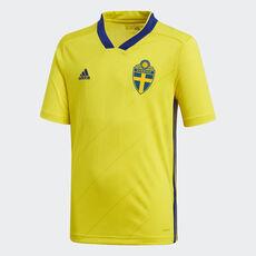 b4c3e6fe7 adidas - Camisola Principal da Suécia Yellow Mystery Ink BR3830. 2 cores