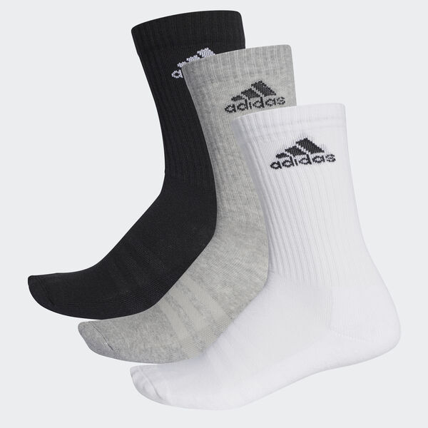 3-Stripes Performance Crew Socks Preto AA2299