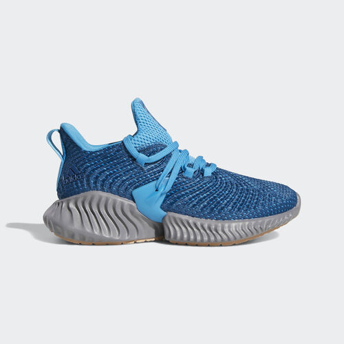 adidas - Alphabounce Instinct Shoes Legend Marine / Legend Marine / Shock Cyan F33970