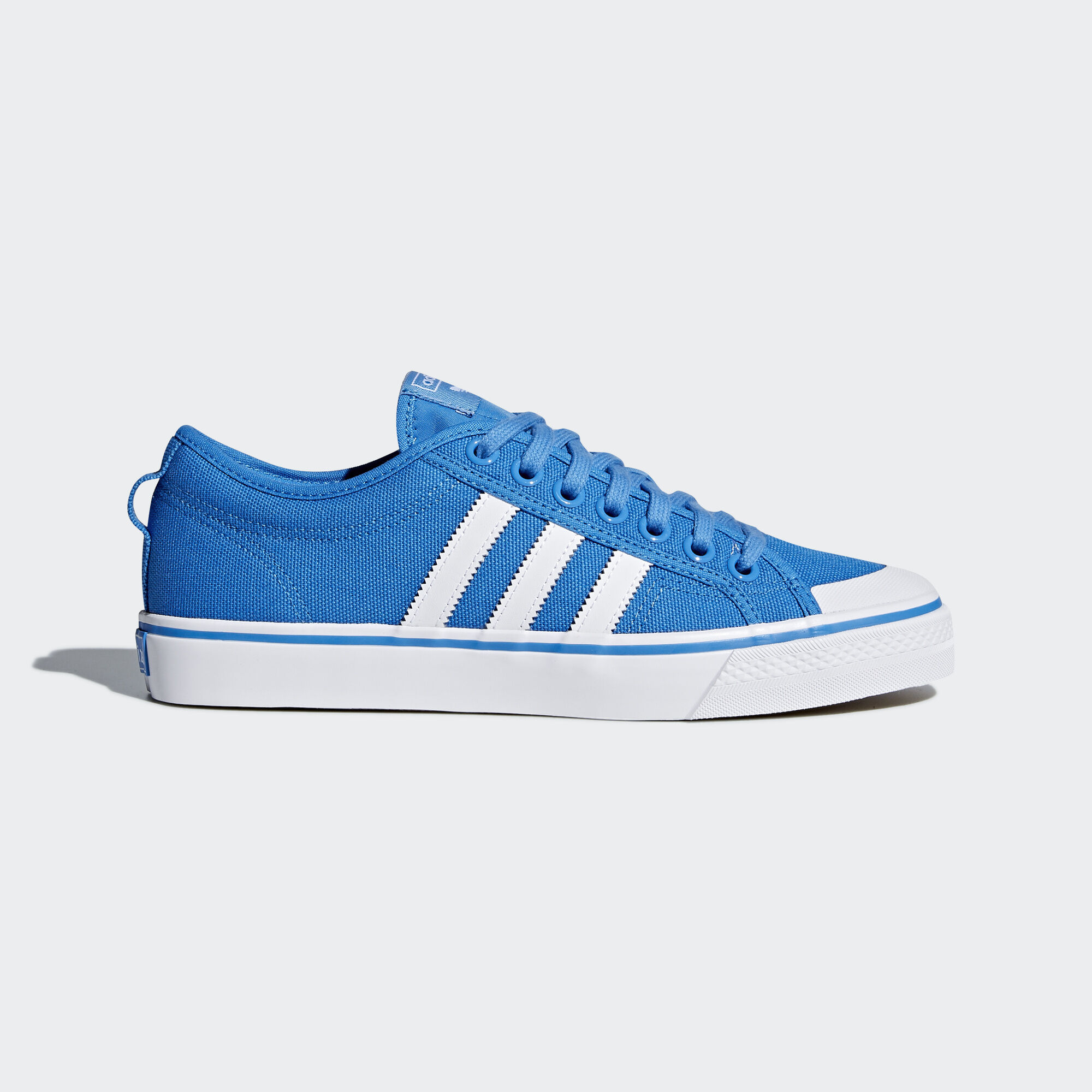 online store 84ccc 8427a adidas - Nizza Shoes Bright BlueFtwr WhiteFtwr White CQ2330