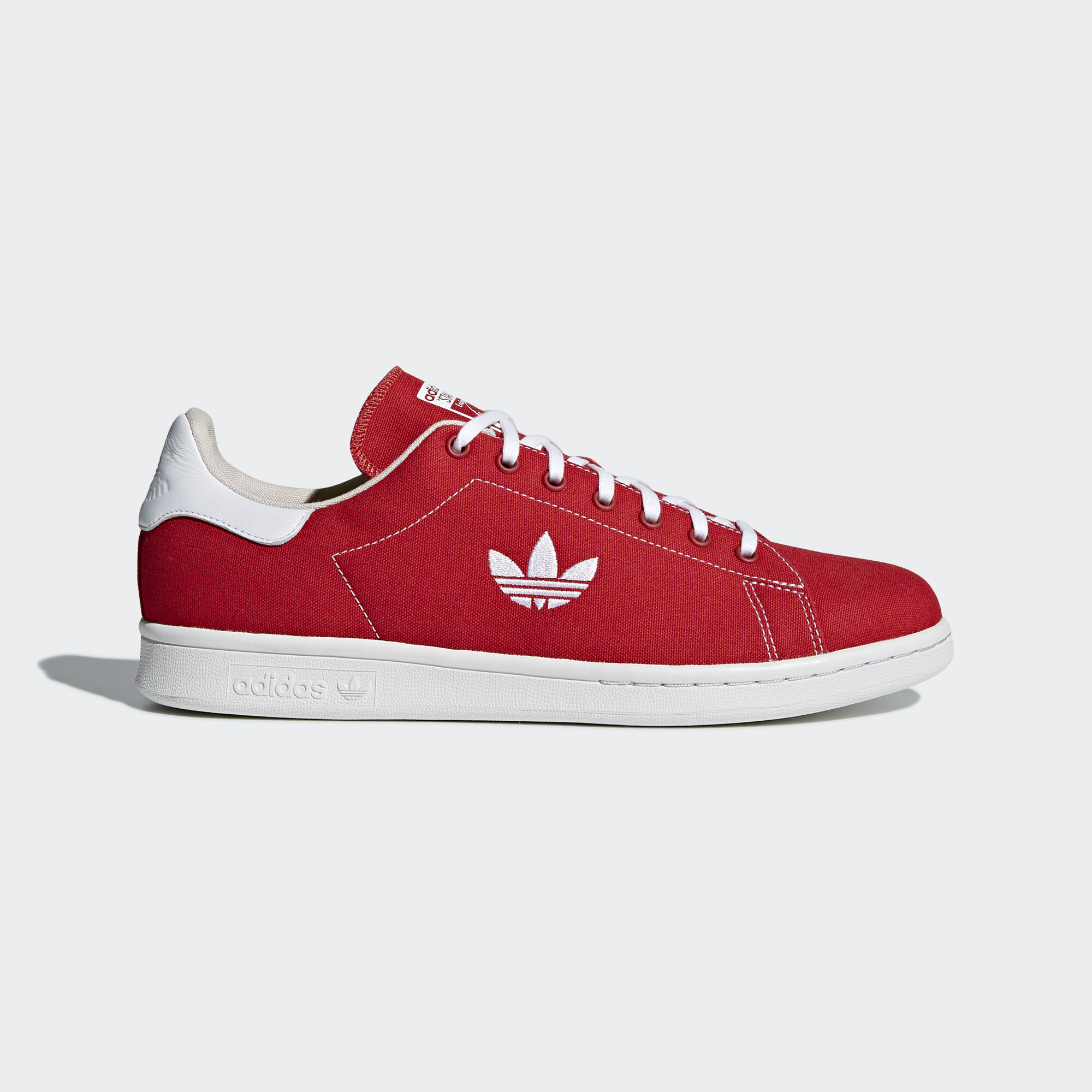 Adidas Stan Smith Shoes Red Adidas Regional