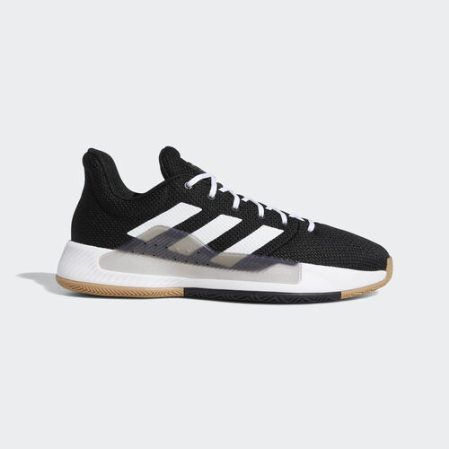 adidas - Pro Bounce Madness Low 2019 Shoes Core Black / Ftwr White / Dgh Solid Grey BB9280