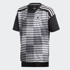 adidas - Germany Pre-Match Jersey White Black CF2448 49ed2a23d2a