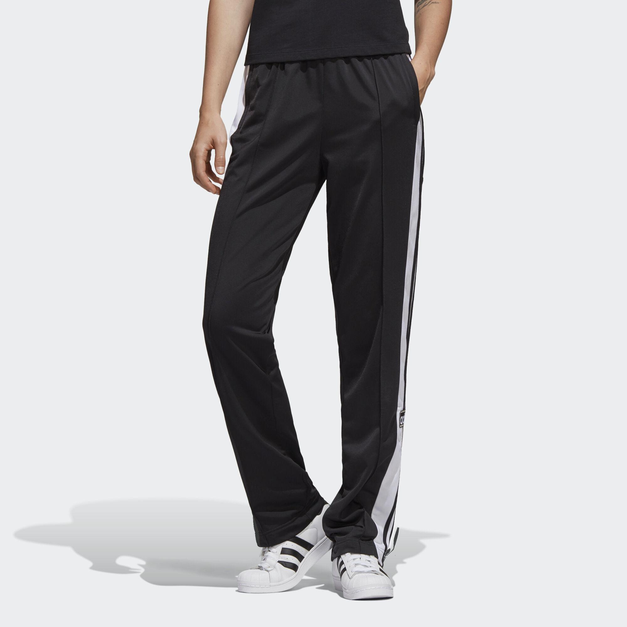 adidas Originals ADIBREAK - Pantalón de deporte - black wfNffDkx