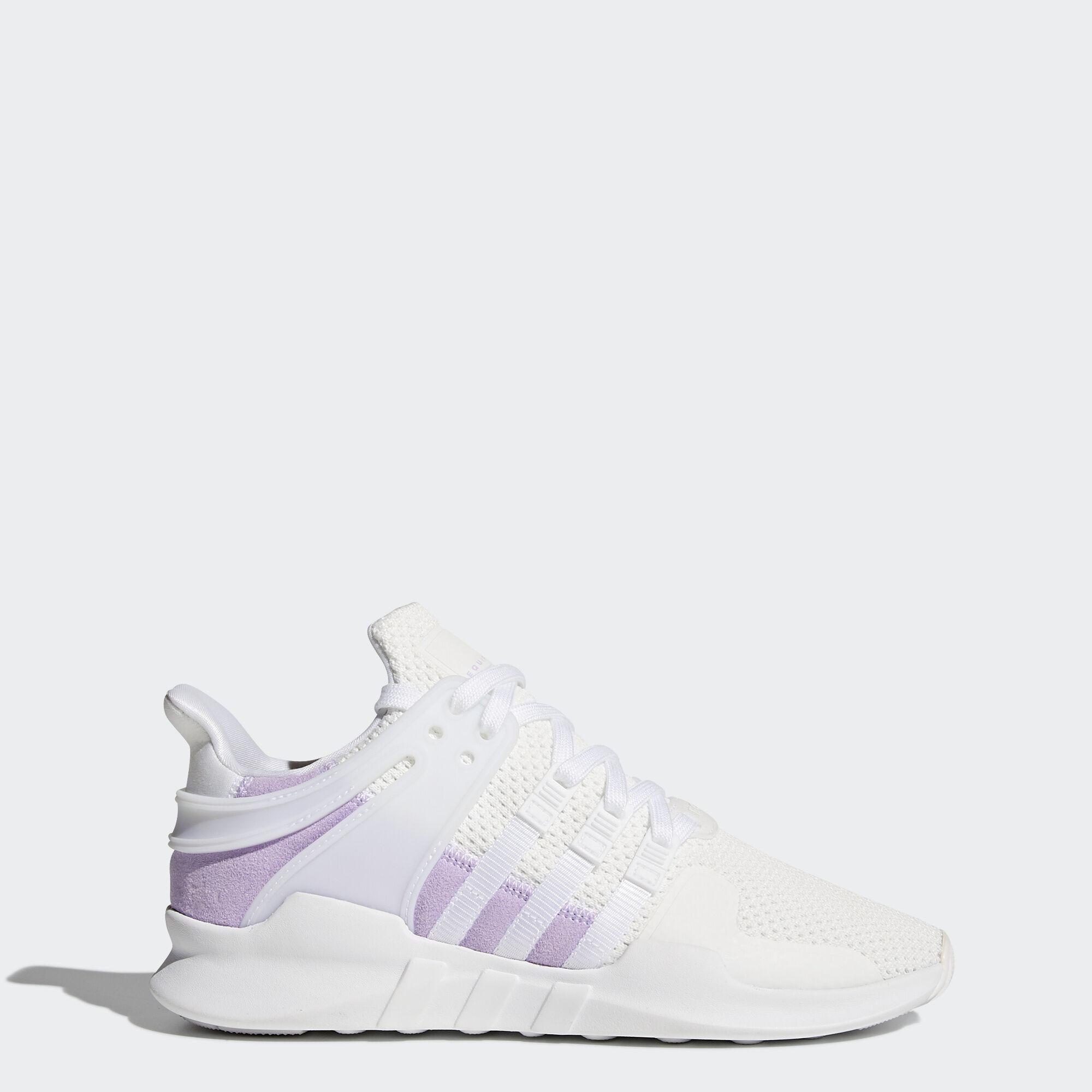 adidas Originals EQT SUPPORT ADV - Zapatillas white/purple glow BNvoRSu