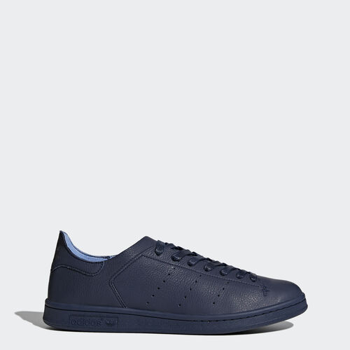 d431d91da26 adidas - Stan Smith Leather Sock Shoes Collegiate Navy Collegiate Navy Collegiate  Navy BZ0231