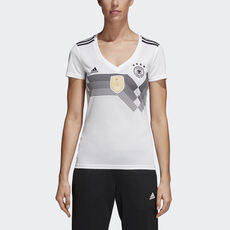 adidas - Camisola Principal da Alemanha White Black BQ8396 ... 587f85c18623c