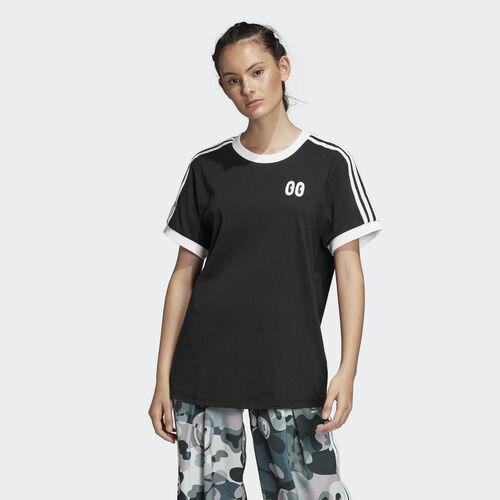 adidas - 3-Stripes Tee Black DV2664