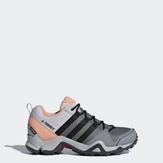03546e47204fb adidas - Terrex AX2 Climaproof Shoes Grey Two   Core Black   Chalk Coral  CM7474 ...