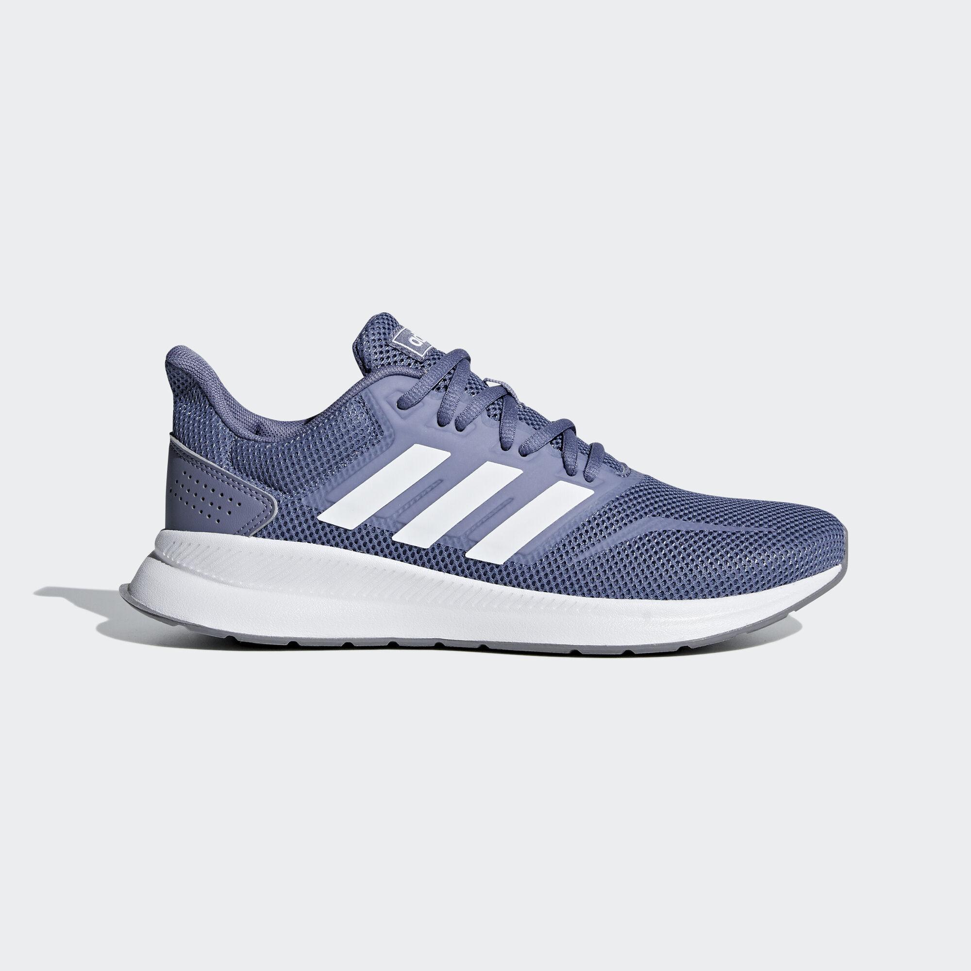 sneakers for cheap 2de5a 9205c adidas - Runfalcon Shoes Raw Indigo  Ftwr White  Grey Three F36217. Women  Essentials