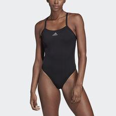 adidas - Fato de Banho 3 Riscas Black Grey CV3648 ... b6d230fbce090