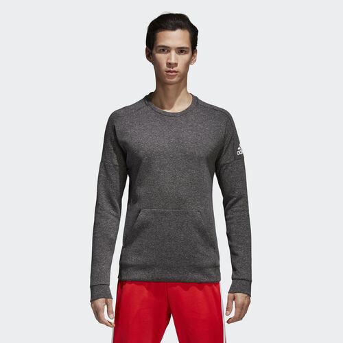 adidas - ID Stadium Crewneck Sweatshirt Grey CG2098