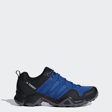 adidas - Terrex AX2R Shoes Core Black   Core Black   Blue Beauty AC8033 ... 042cb1ee0be